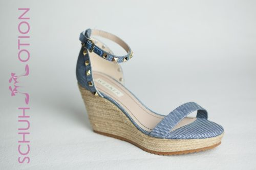 Sommerliche Wedges