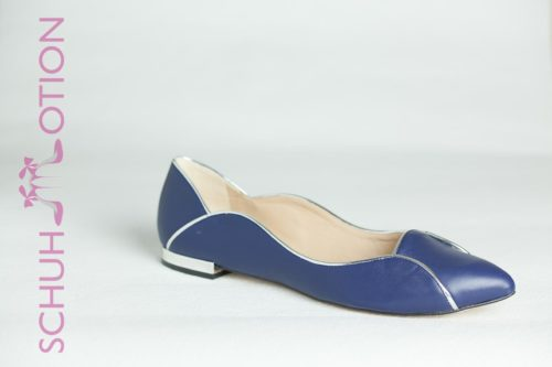 ballerinas wellenform blau 1