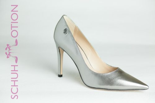 Pumps Metallic silber 1