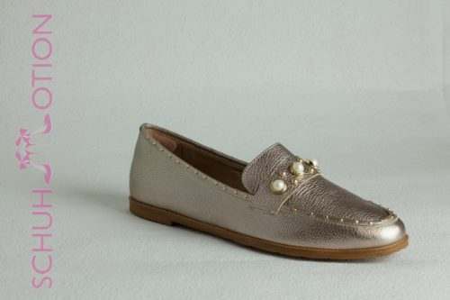 Schuhmotion Loafer champagne