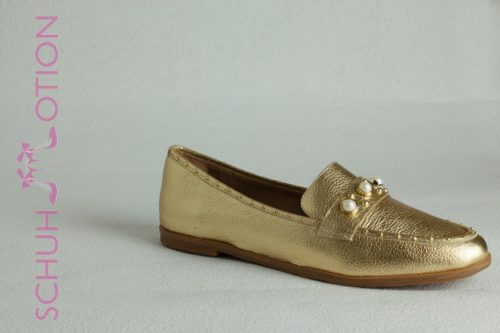 Schuhmotion Loafers gold