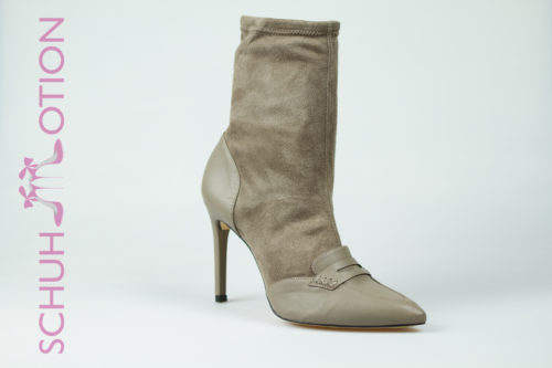Schuhmotion Sock Boots beige