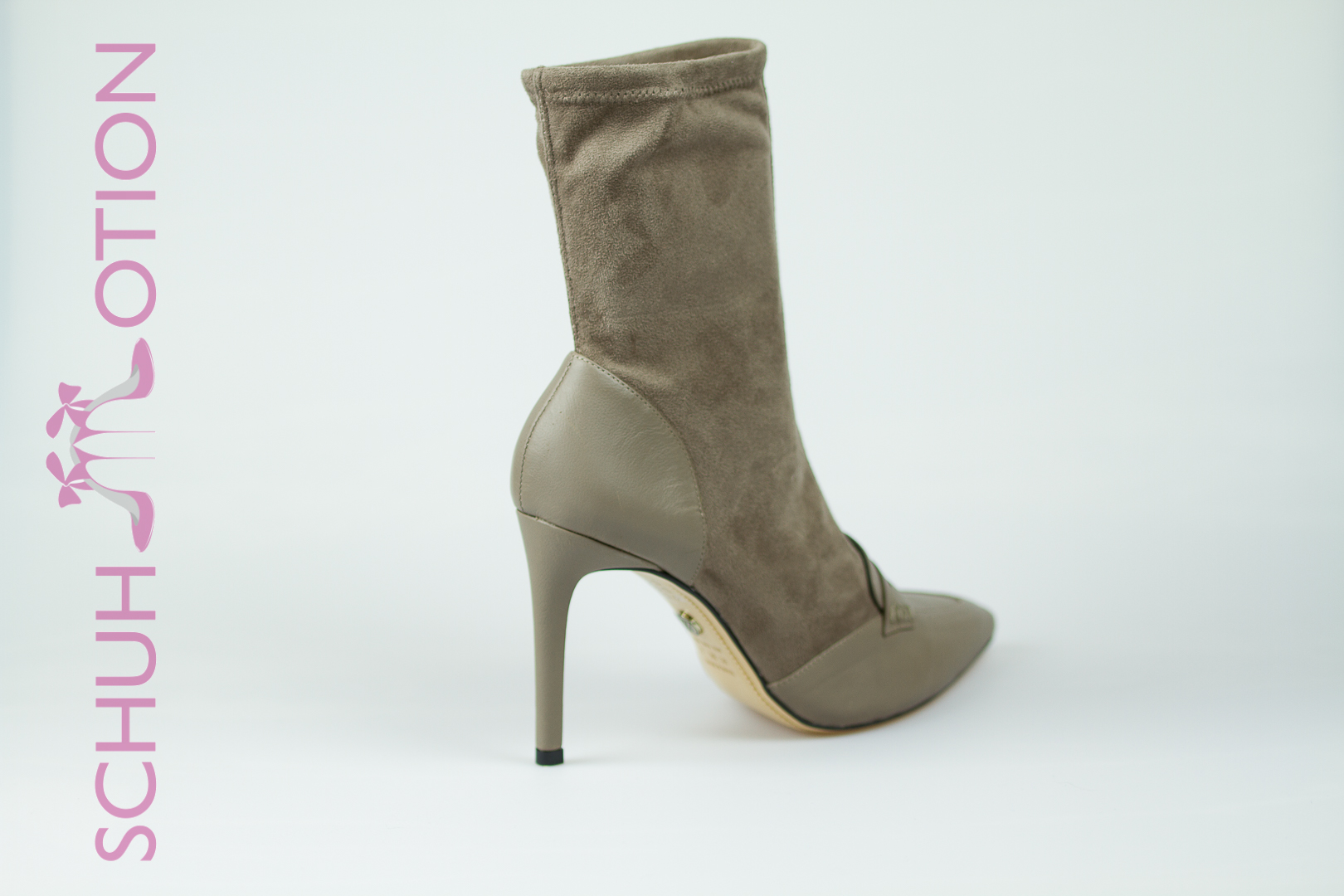 12817a685d1fea Sock Boots Stiletto beige – Schuhmotion – www.schuhmotion.at