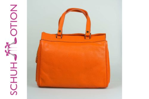 Schuhmotion Handtasche orange 1